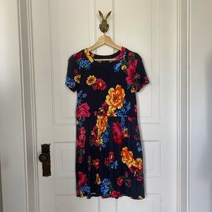 🌸 ASOS Floral Dress Size 4